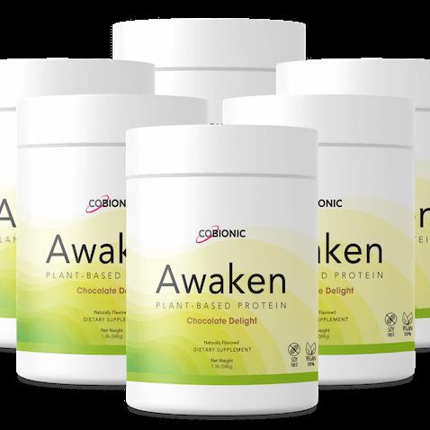 CoBionic Awaken Plant-Based Protein