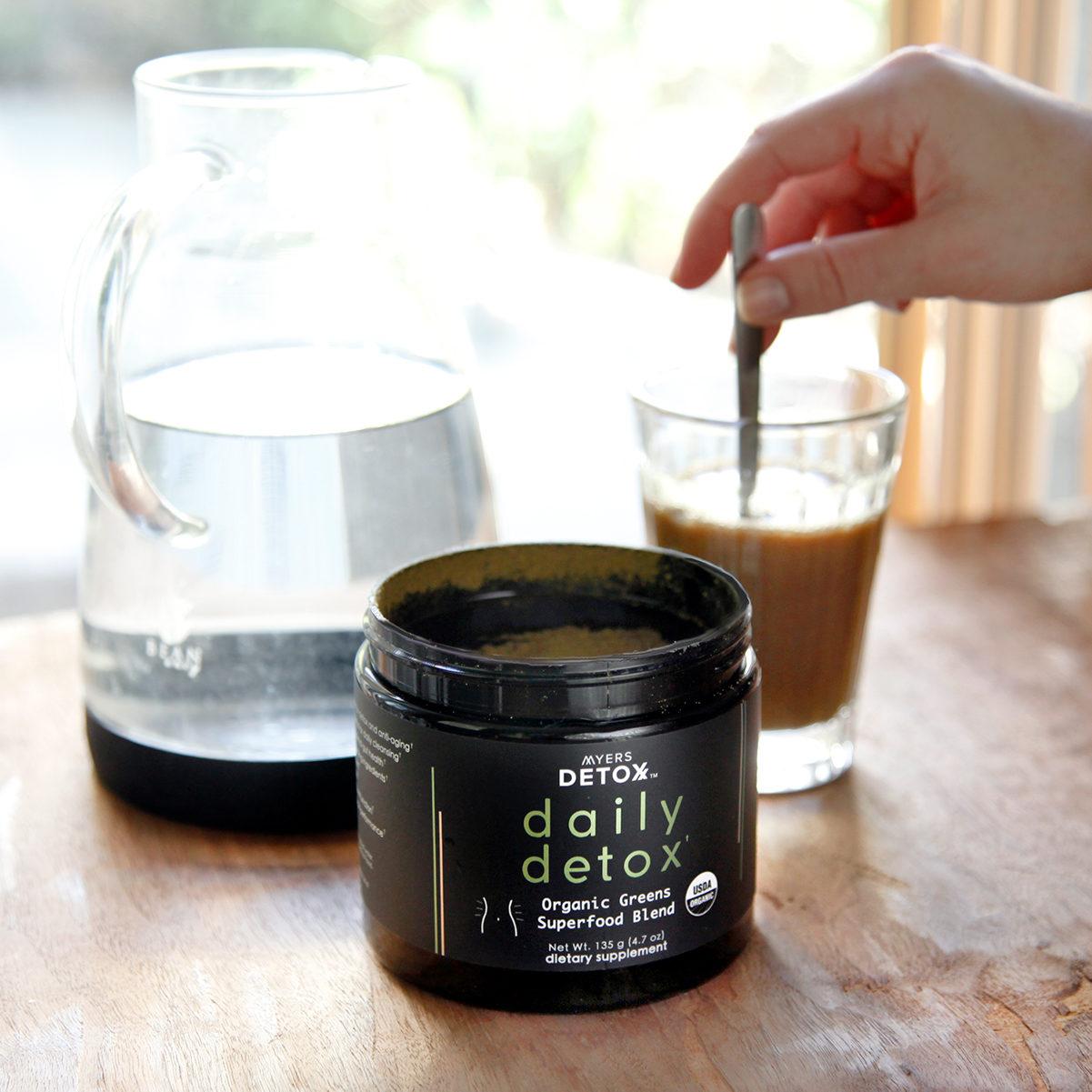 Daily Detox (Myers Detox)