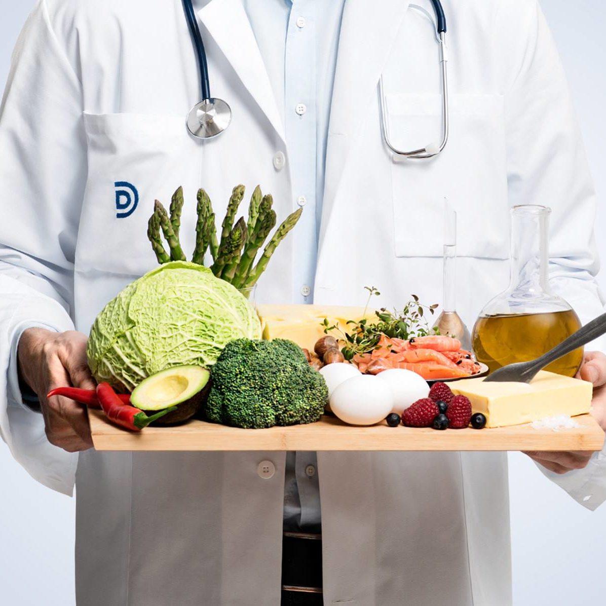 Diet Doctor Website _ Logo