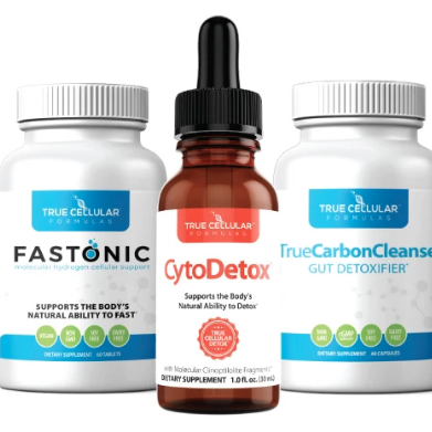 Fasting Trio (Rev. Health)
