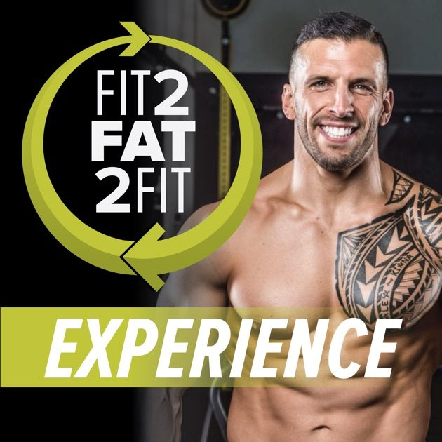 Fit2Fat2Fit Podcast _ Logo