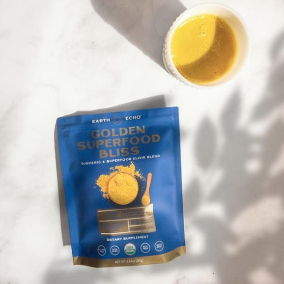 Golden Superfood Bliss