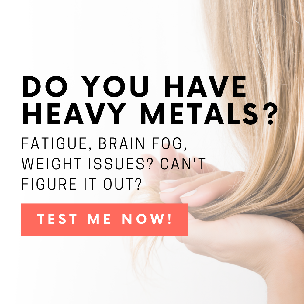 Hair Tissue Mineral Analysis (Myers Detox)