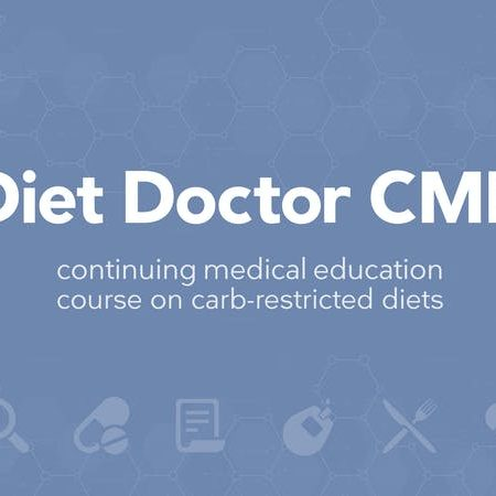 Medication Course on Low Carb (Diet Doctor)