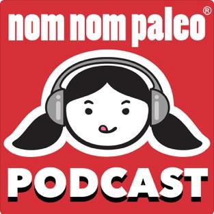 Nom Nom Paleo Podcast _ Logo