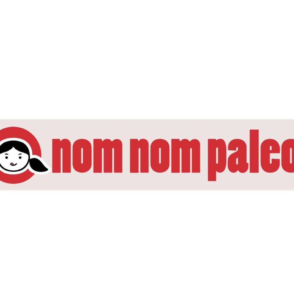 Nom Nom Paleo Website _ Logo