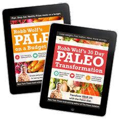Paleo Diet eBook Bundles (Robb Wolf)