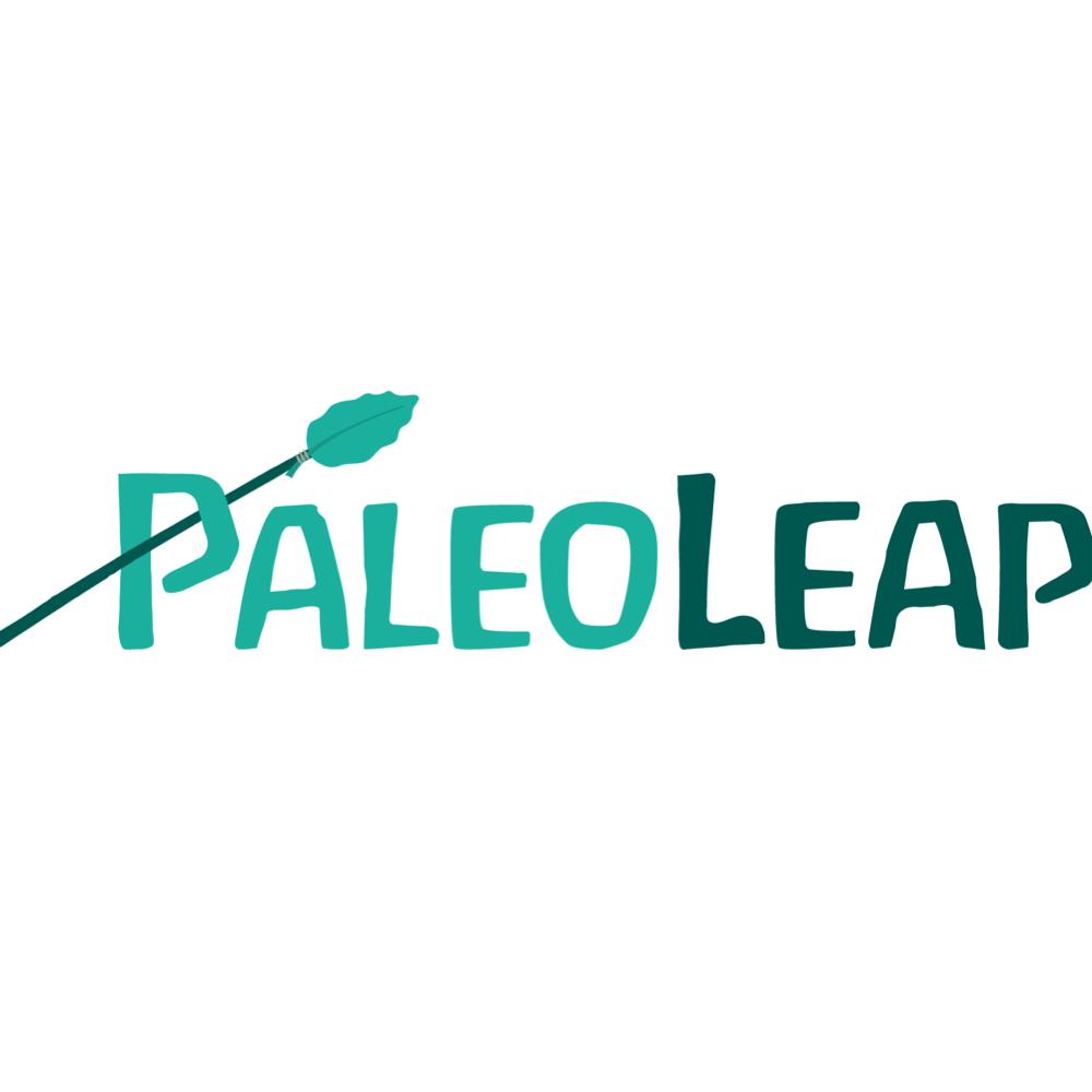 PaleoLeap Website Logo
