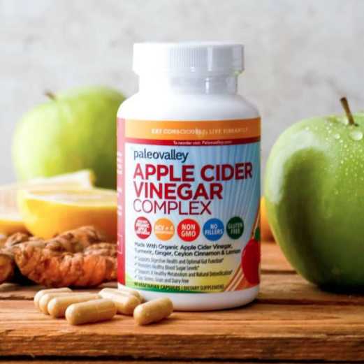 PaleoValley Apple Cider Vinegar Complex