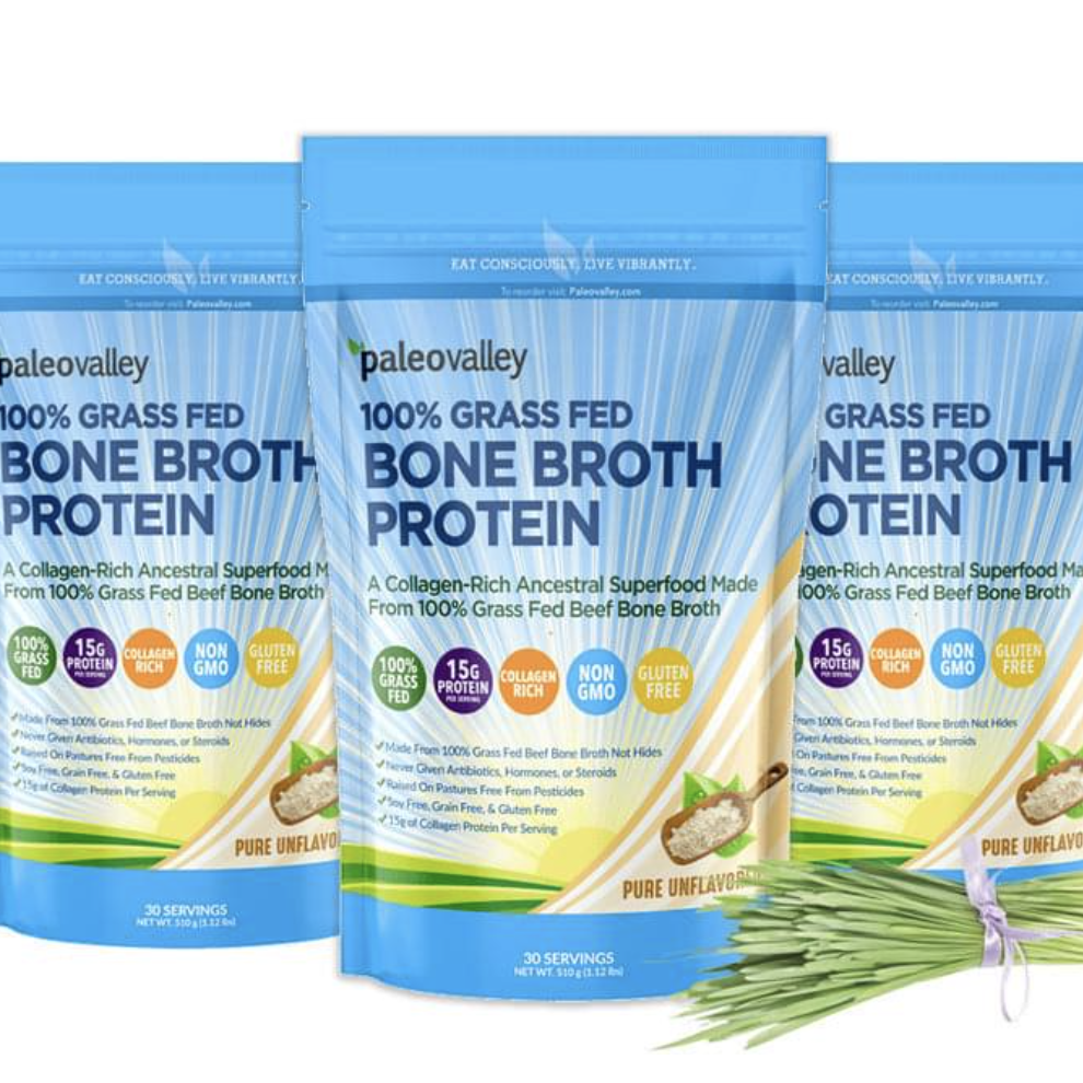 PaleoValley Bone Broth Protein