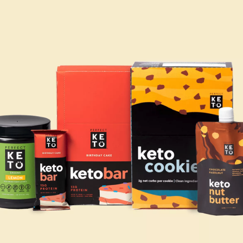 Perfect Keto Snacks