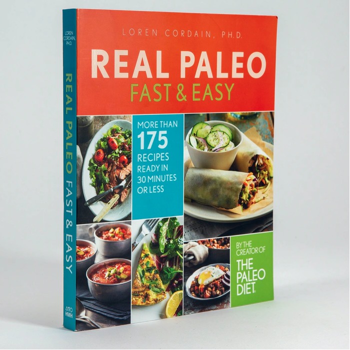 Real Paleo, Fast and Easy (The Paleo Diet)