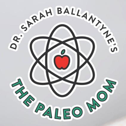 The Paleo Mom Website _ Logo