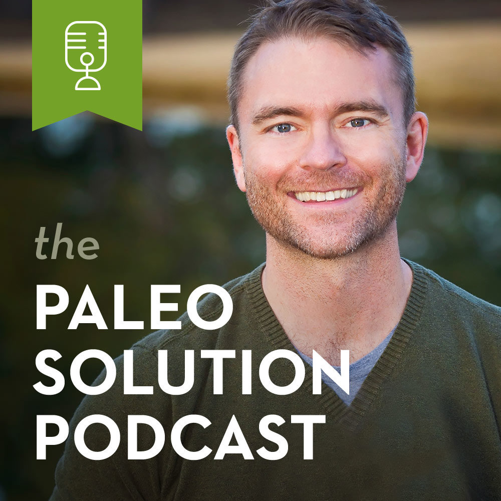 The Paleo Solution Podcast _ Logo
