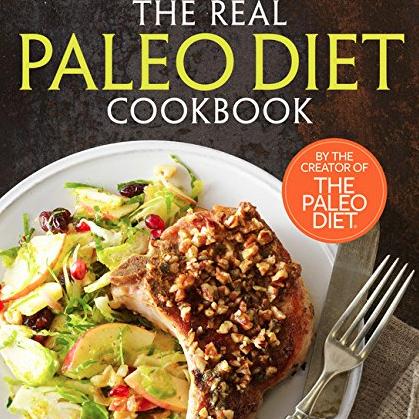 The Real Paleo Diet Cookbook by Loren Cordian (The Paleo Diet)