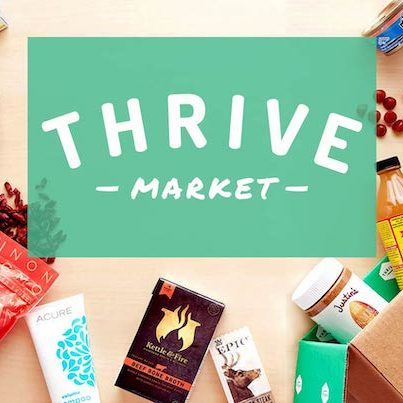 Thrive Market _ logo + Pic
