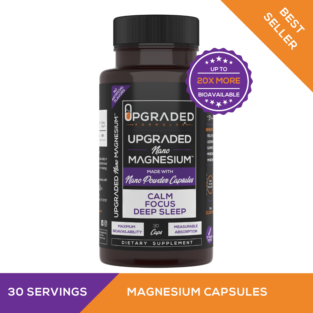 Upgraded Formulas (Magnesium)