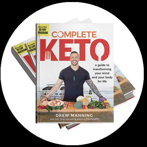 complete keto book