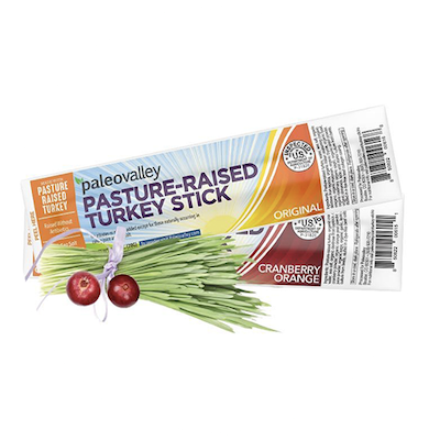 turkey meat stick